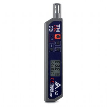 8709 AZ Digital Hygro Thermometer Humidity Meter