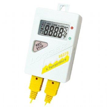 88378 Grabador de termopar tipo K doble