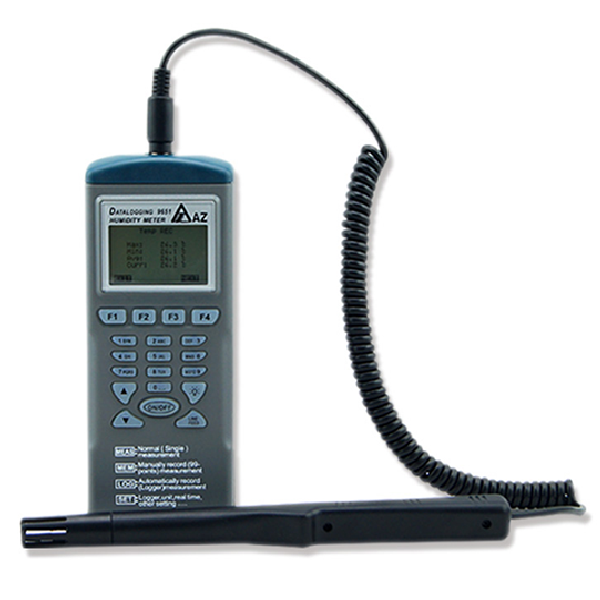 9651 AZ Portable Hygrometer Data Logger