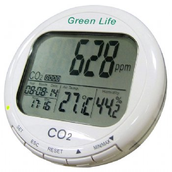 AZ 7787 CO2 & Temperature & RH% Meter