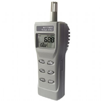 77532 AZ CO2 & Temperature Meter