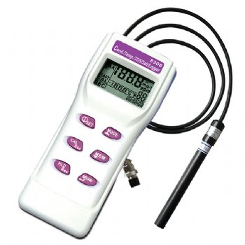 8306 AZ Digital Water Electrical Conductivity EC TDS Salinity Meter with Memory