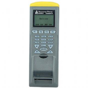 9881 AZ K type Thermocouple Thermometer Data Logger with Printer