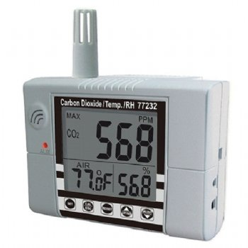 AZ 77232 CO2 & Temp. & RH meter
