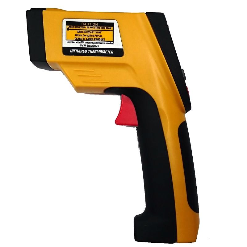 8895 AZ Non Contact Laser Infrared Thermometer Temperature Gun