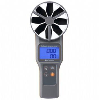 89161 AZ Bluetooth 4.0 anemômetro com temperatura